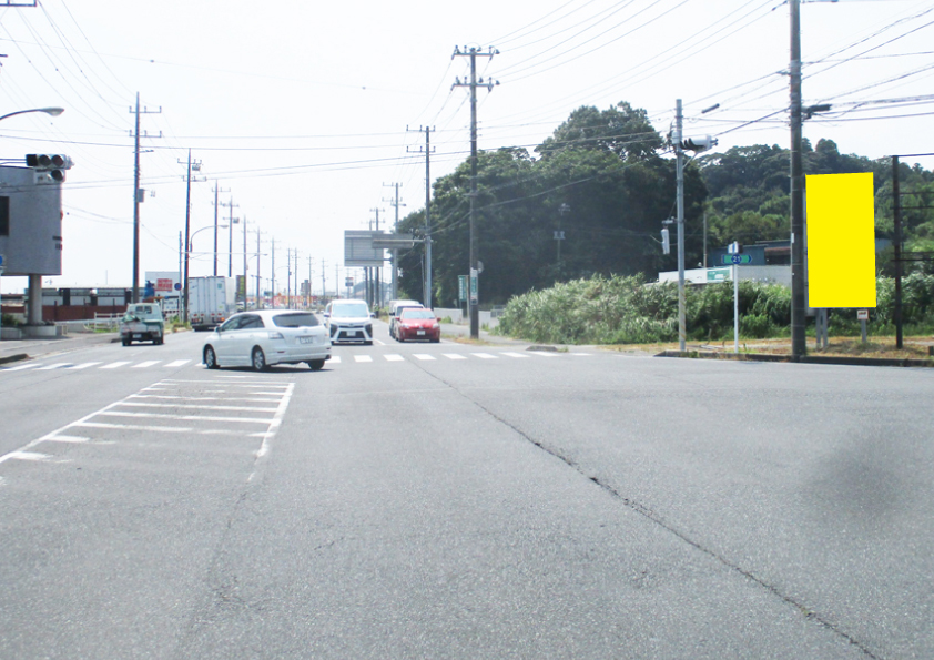 千葉県茂原市本納2636 (本納交差点)