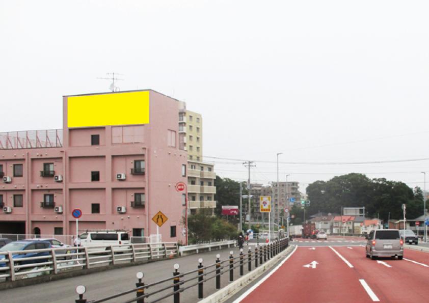 千葉県船橋市東船橋3-19-15 パルティール(南面)